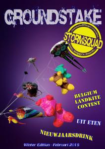 Nieuwste editie Groundstake
