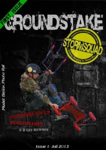 eerste editie clubmagazine