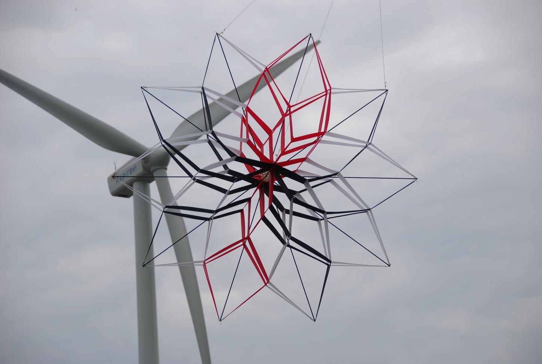 Vliegende spin
