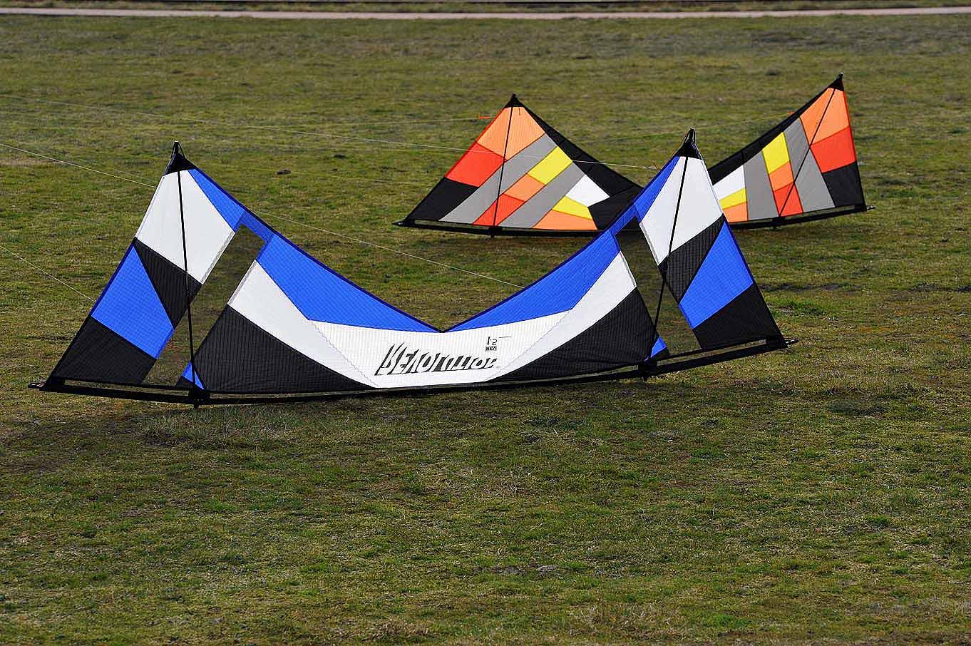 Dou van Rev kites