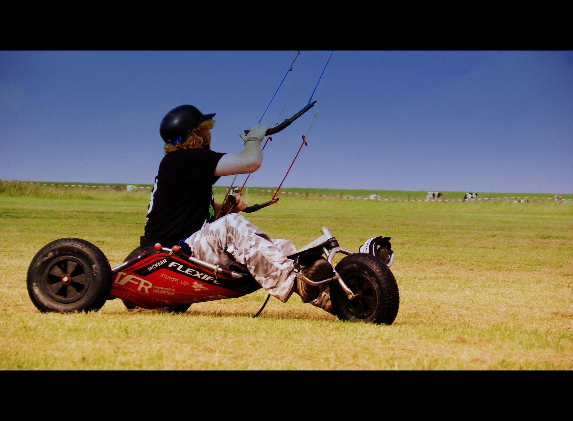Freestyle buggy
