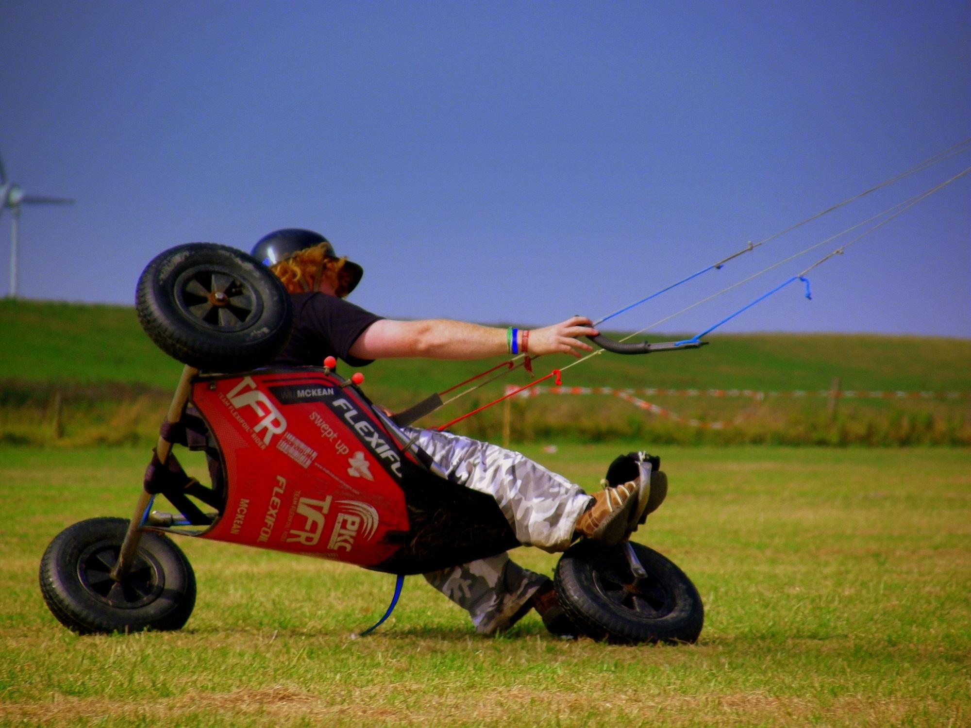 Freestyle wheely