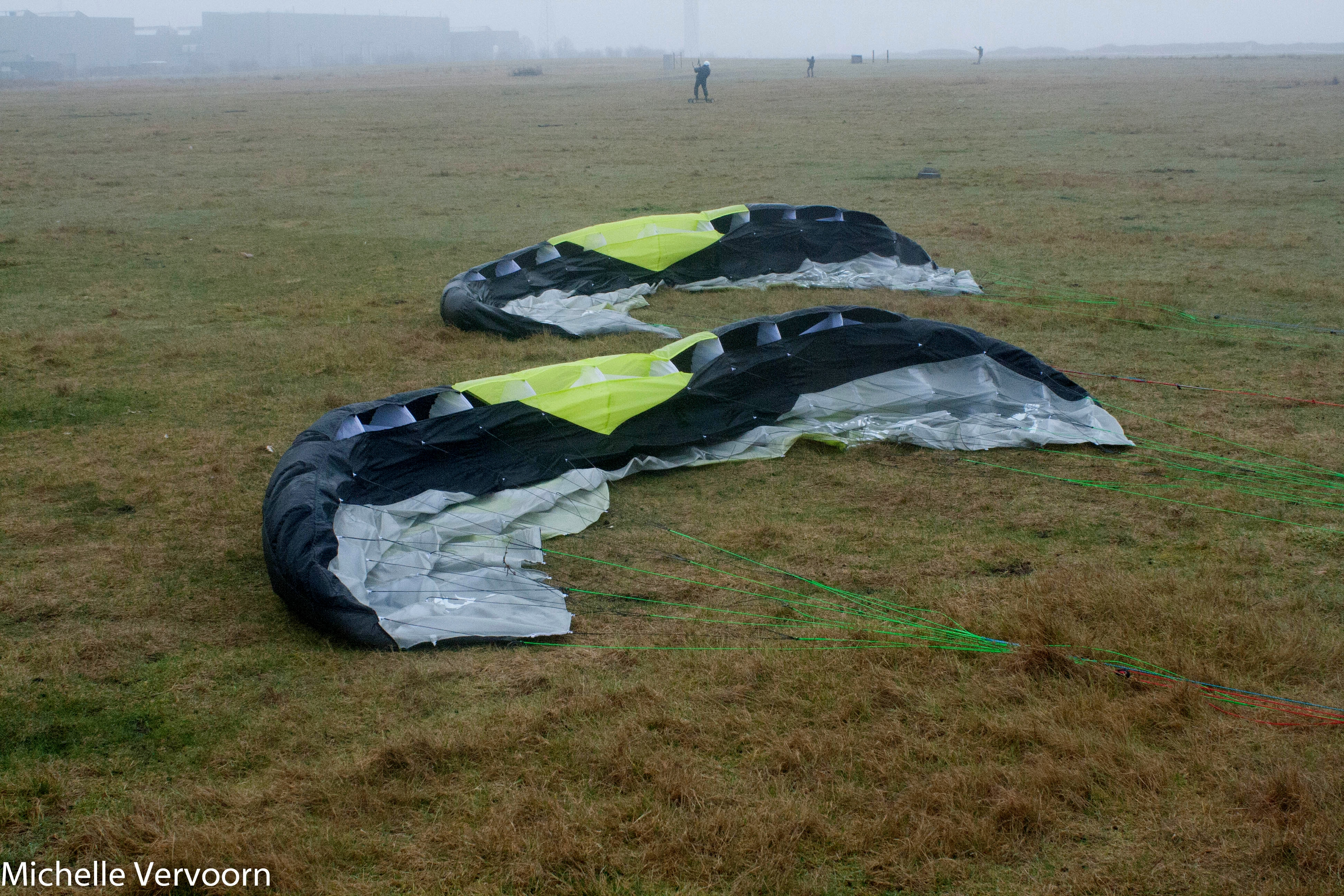 Open cel kite