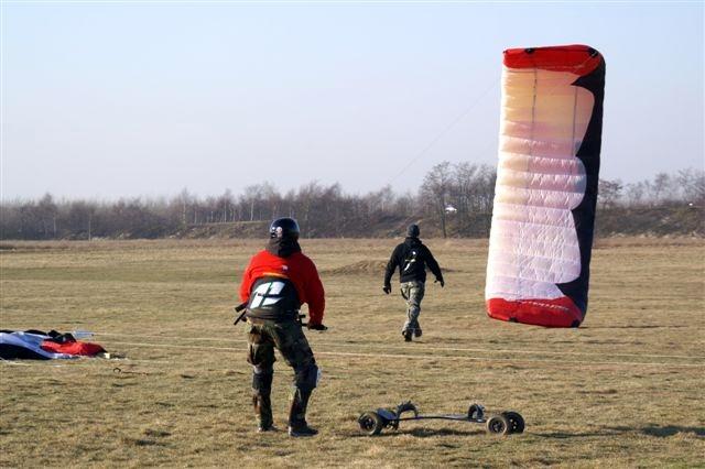 Landen kite